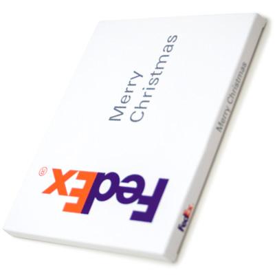 FedEx choklad