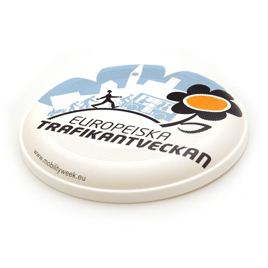 Trafikantveckan frisbee