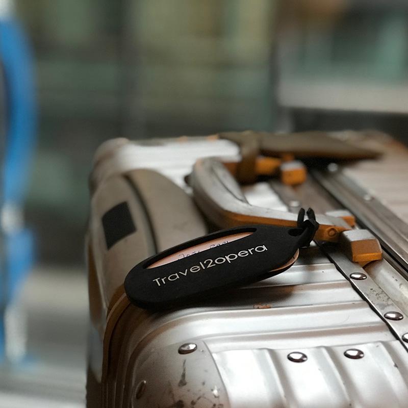 Travel2 bagagetag 2