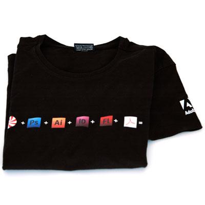 adobe tshirt