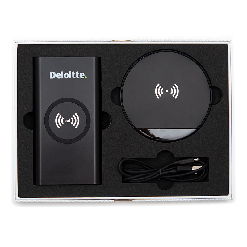 deloitte powerbank laddplatta