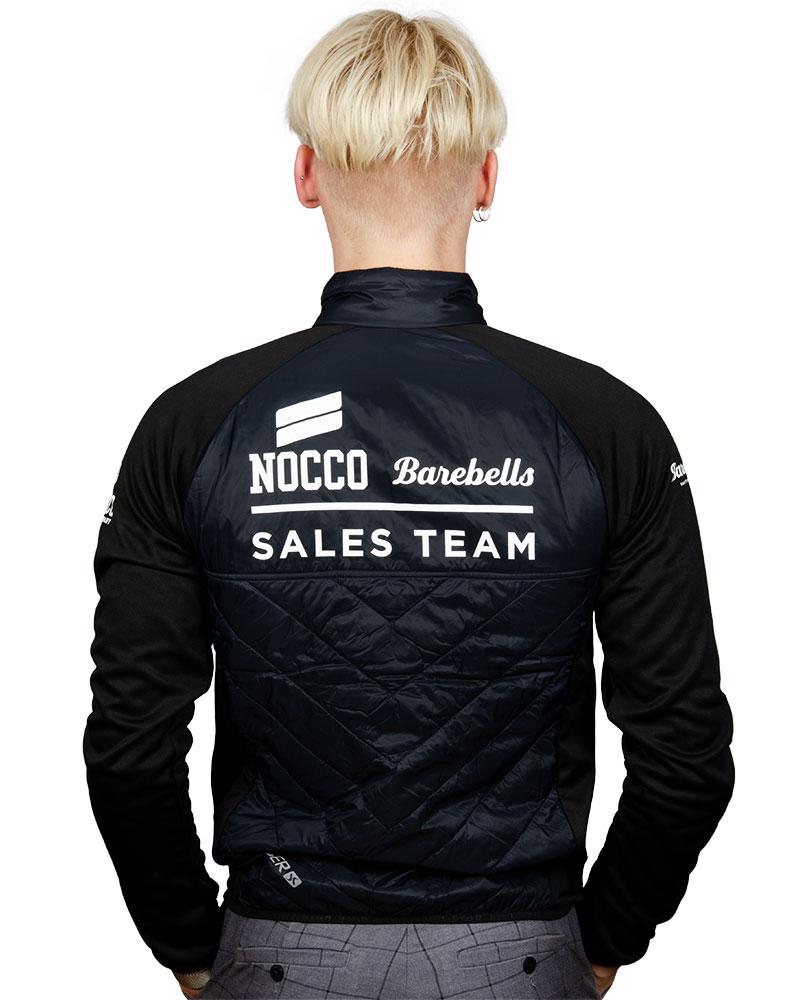 nocco barbell jacka 2