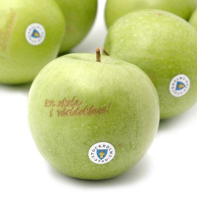Stockholms Stad apple 2