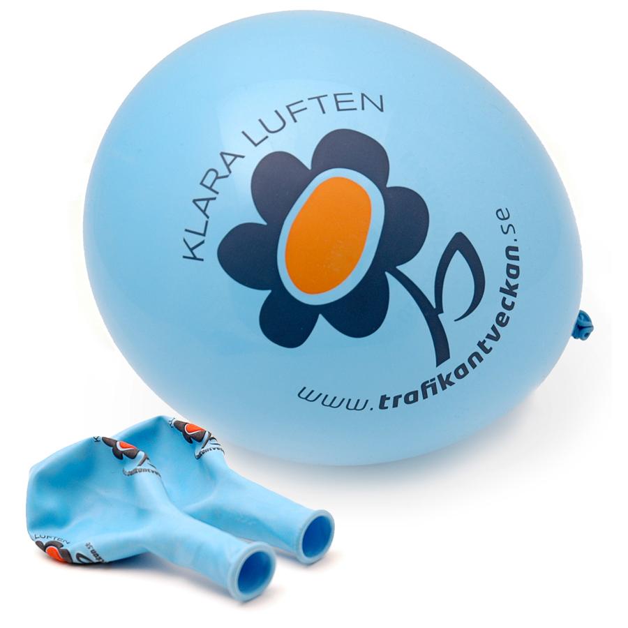 Trafikantveckan ballong