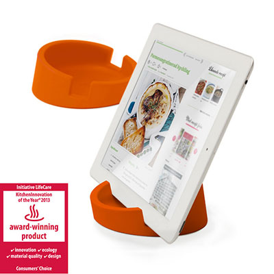 262905 tablet stand orange