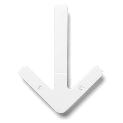 Design House Stockholm Arrow Hanger vit