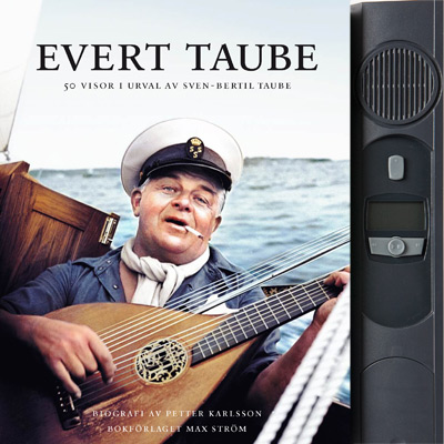 Evert Taube ISBN9789171262752