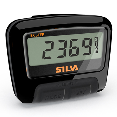 Stegräknare Silva