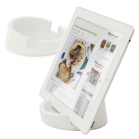 262900 tablet stand white