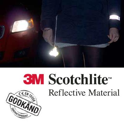 3M Scotchlite reflexmaterial