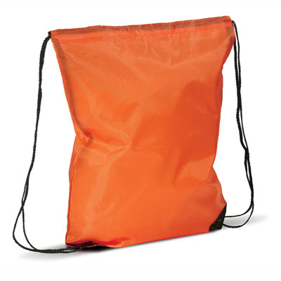 91397 nylonryggsack orange