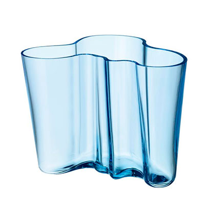 Aalto vase 160mm light blue JPG