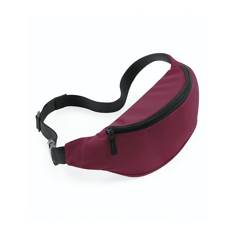 BG42 belt bag 7 burgundy