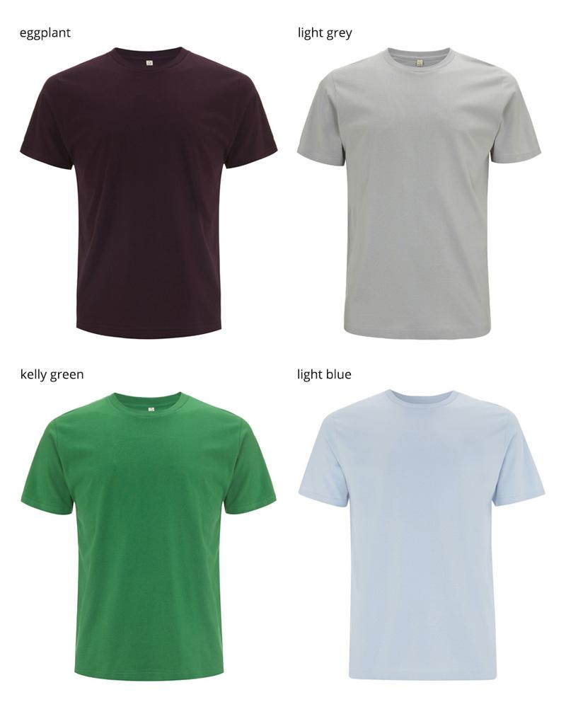 EP01 t shirt farger3