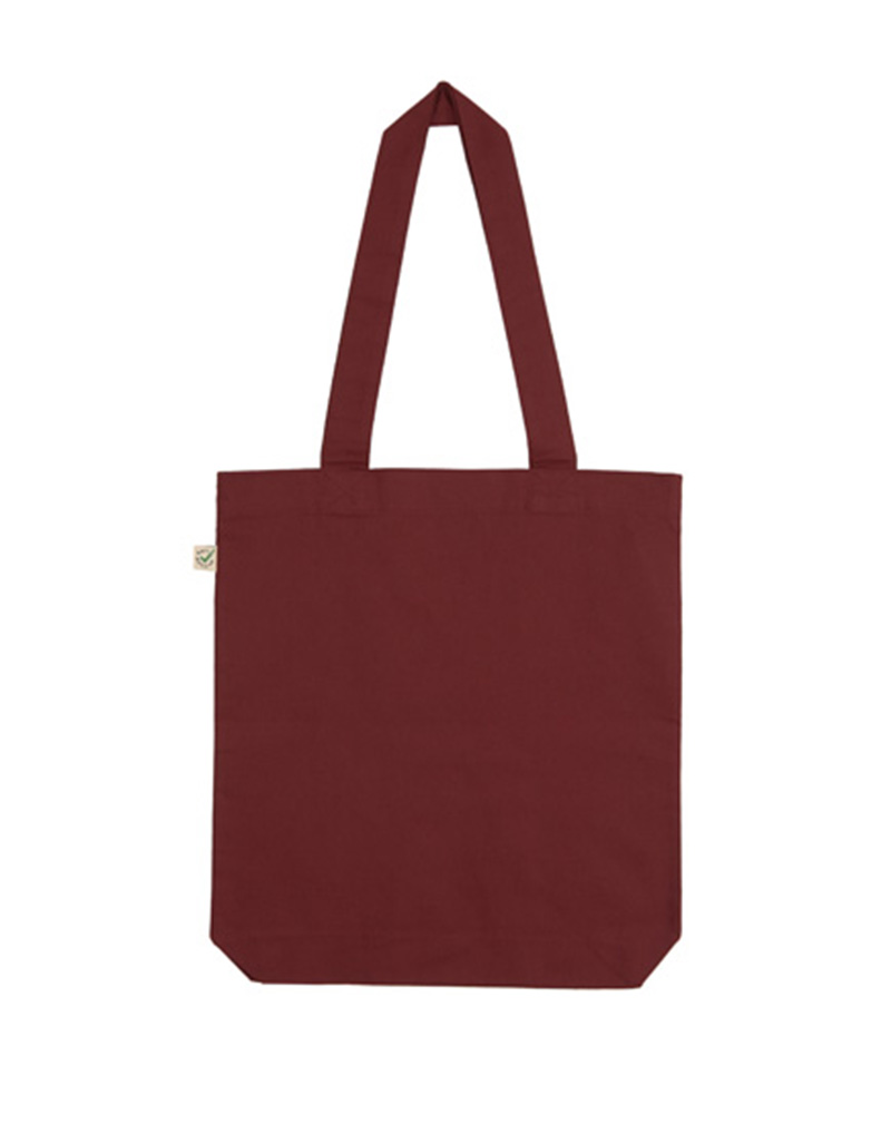 EP75 fair wear bomullskasse burgundy