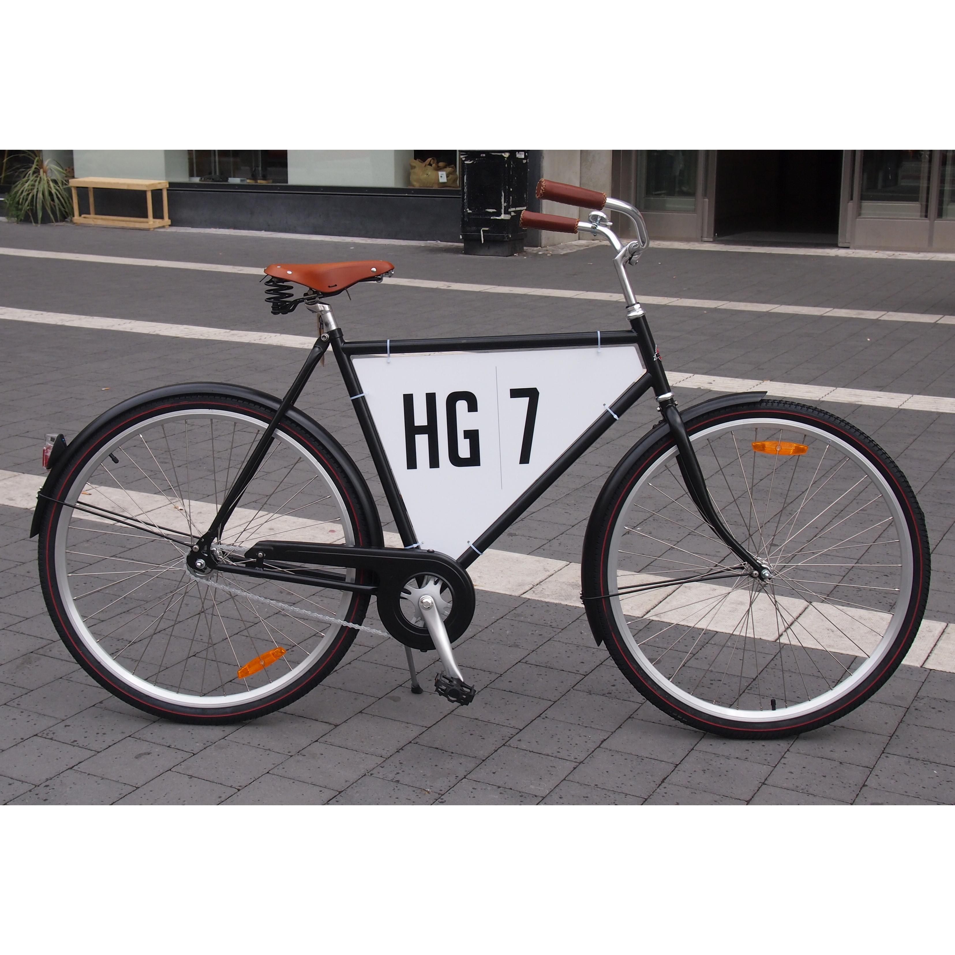 HG7 cykel herr