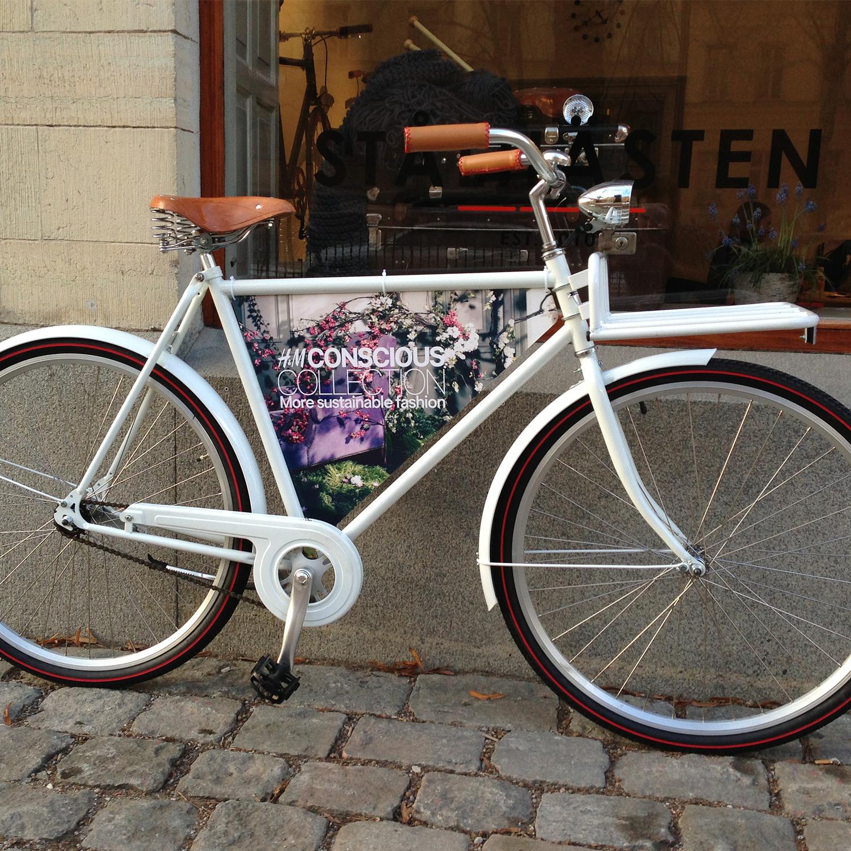 HM cykel