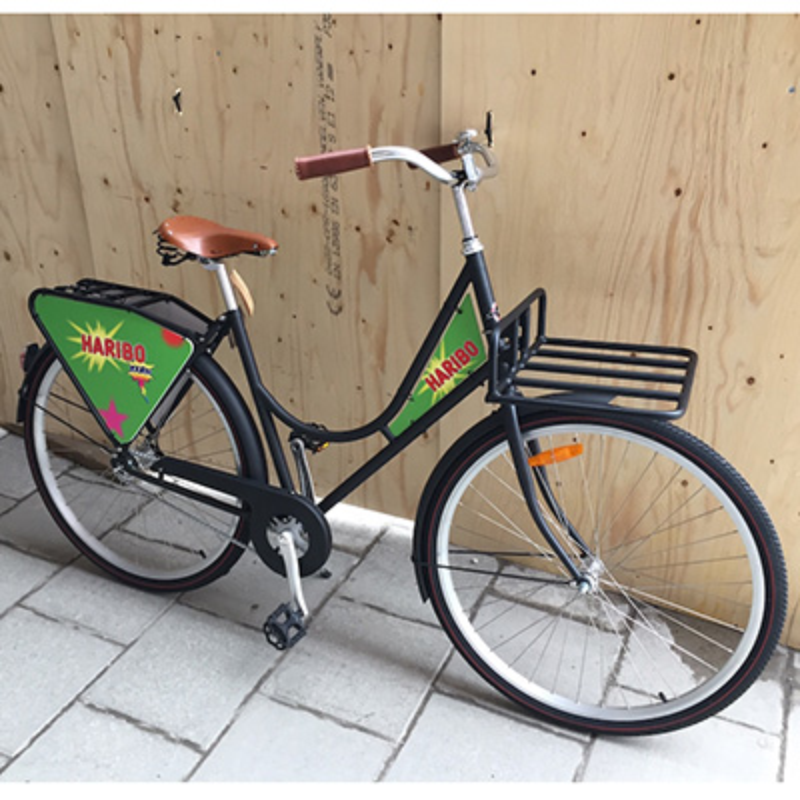 Haribo cykel