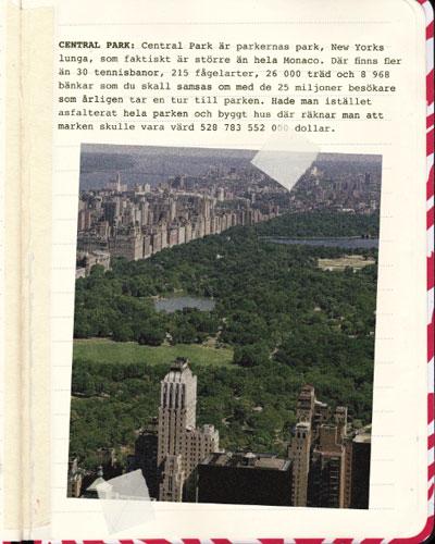 I heart newyork ISBNISBN9789186283681 extra2