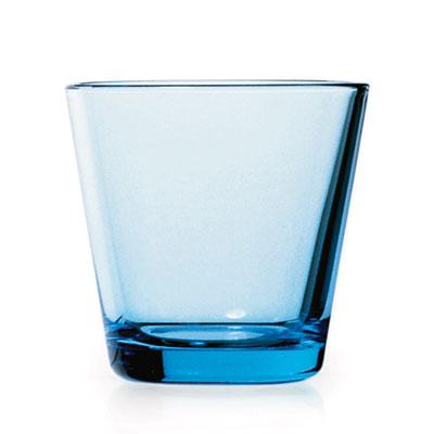 Iittala Kartio glas ljusbla