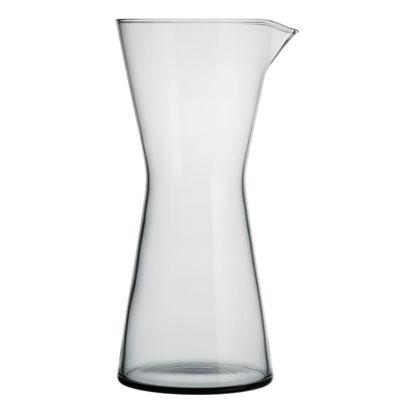 Kartio pitcher 95cl grey