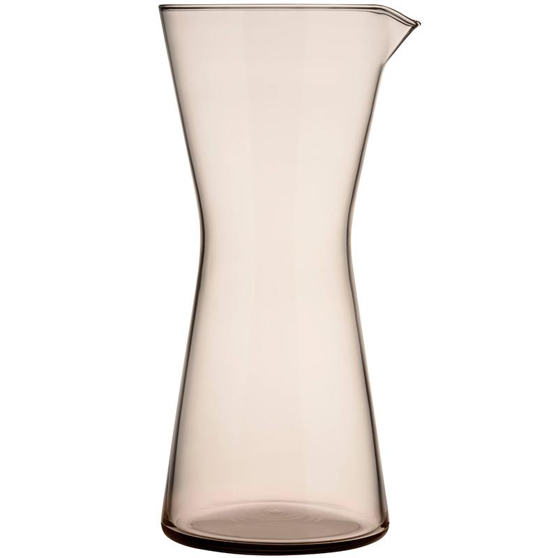 Kartio pitcher 95cl linen