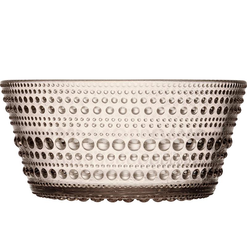 Kastehelmi bowl 23cl linen