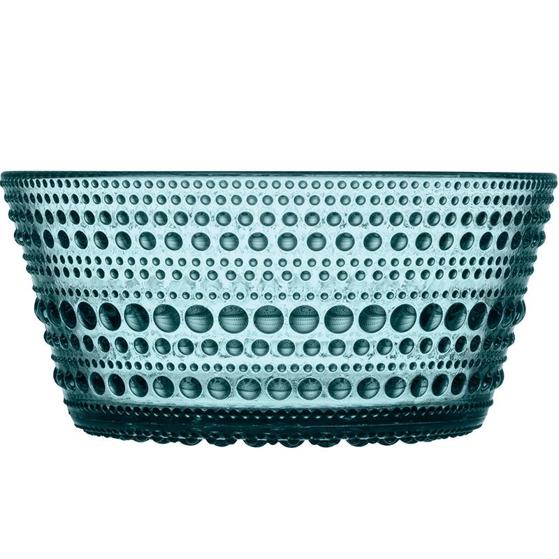 Kastehelmi bowl 23cl sea blue