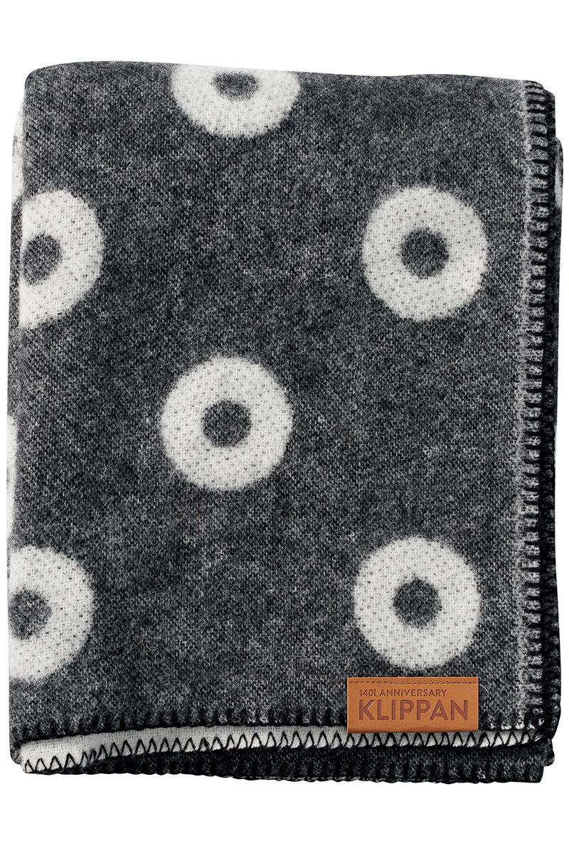 Klippan Rings 203091 wool throw 2