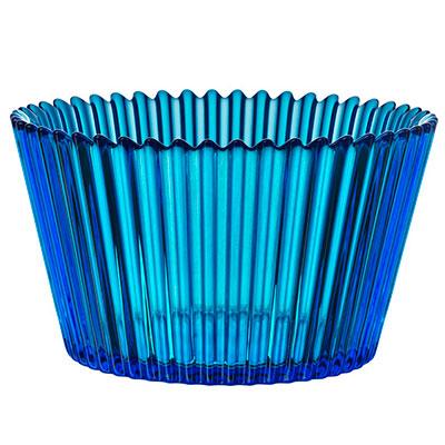 Kosta Boda Cup Cake bowl large blue 7051329