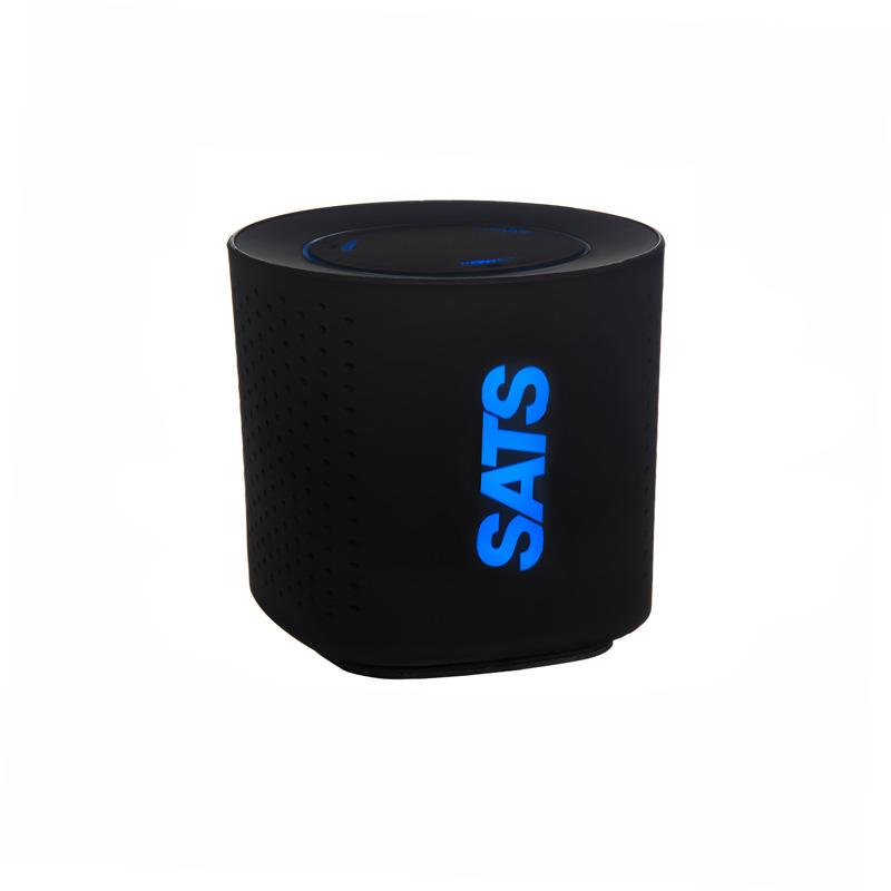 LED Bluesound speaker 4