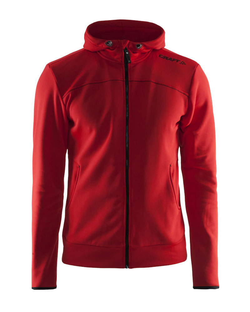 LEISURE FULL ZIP HOOD 2430