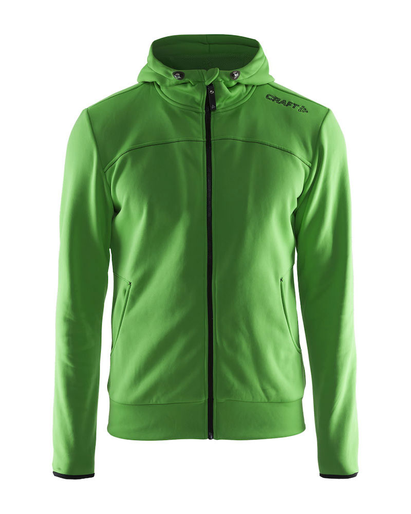 LEISURE FULL ZIP HOOD 2606