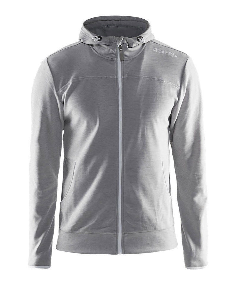LEISURE FULL ZIP HOOD 2950
