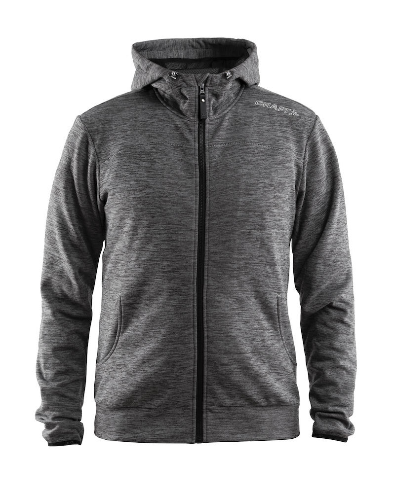 LEISURE FULL ZIP HOOD 2975