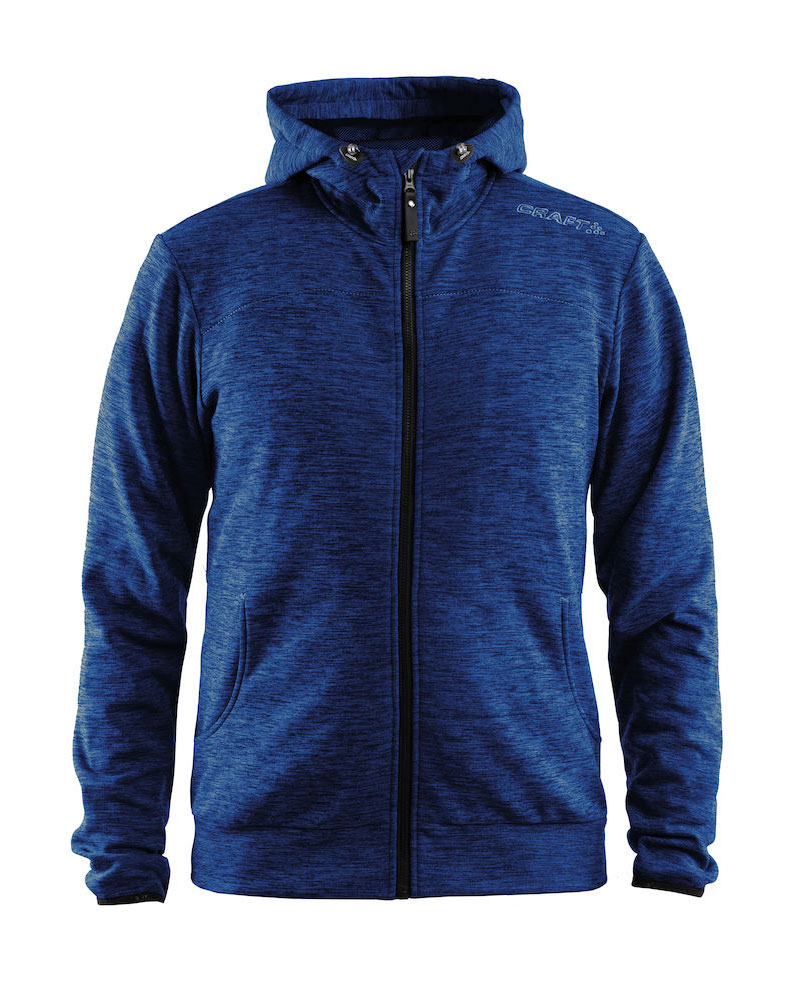 LEISURE FULL ZIP HOOD 381200