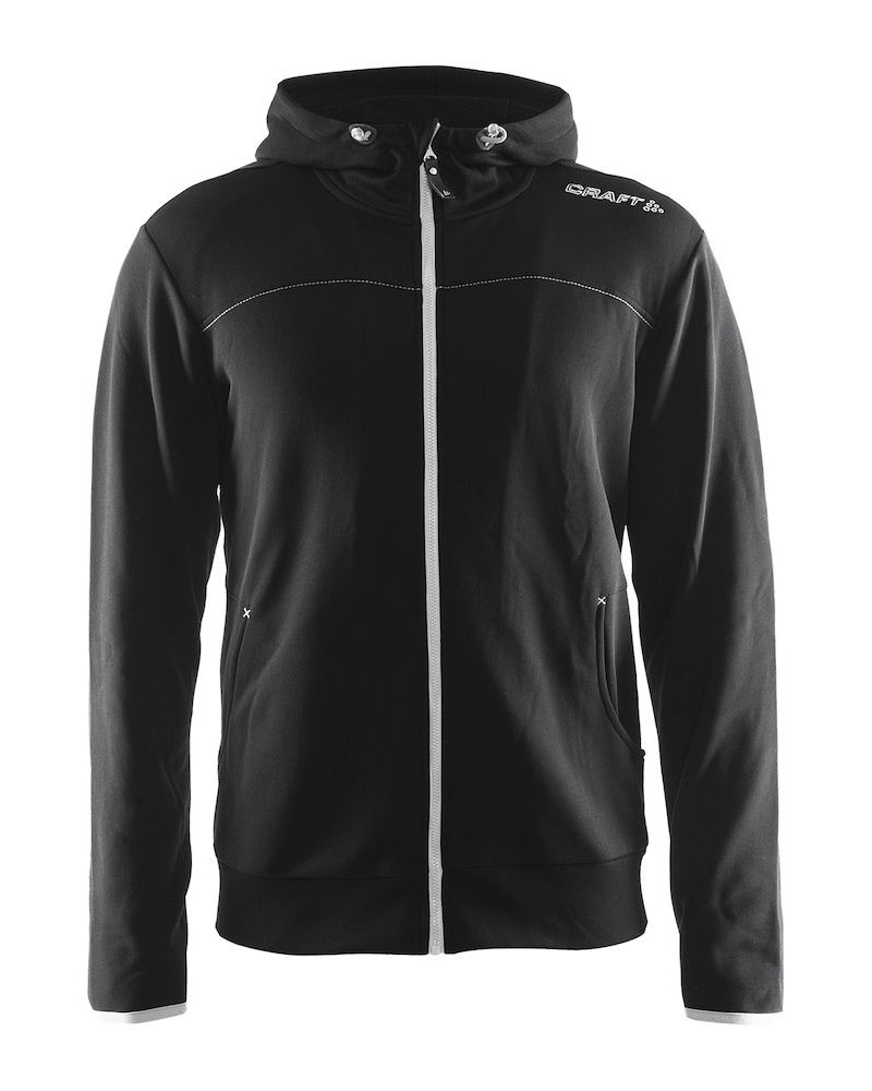 LEISURE FULL ZIP HOOD 9920