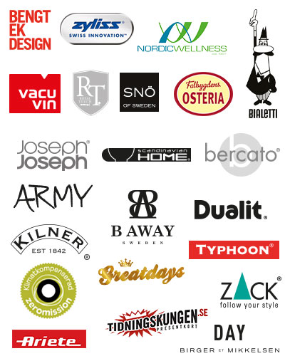 Magasincard brands