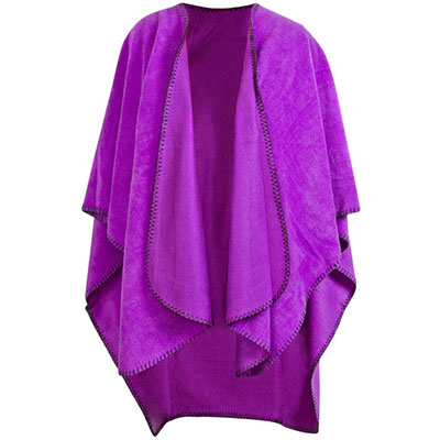 Nightingale poncho 410717 46 lila