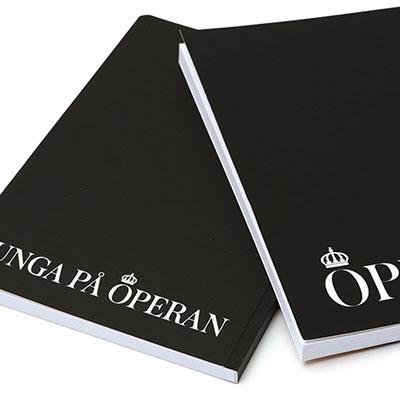 Operan block baksida