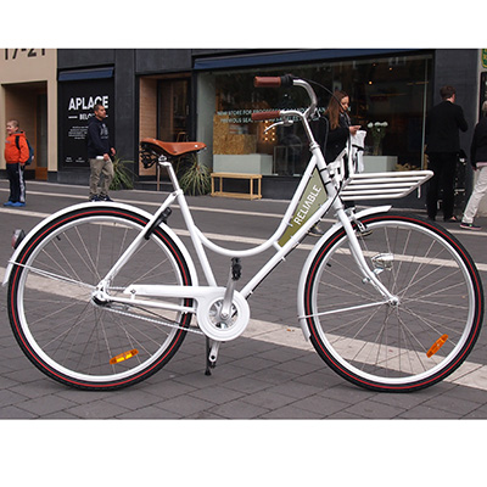 Reliable cykel dam