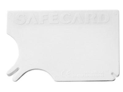 SafeCard vit