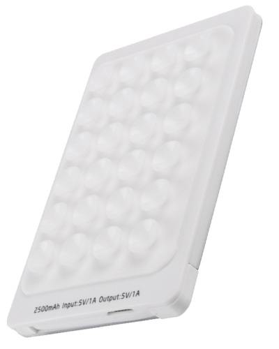 Smart Card Charger baksida