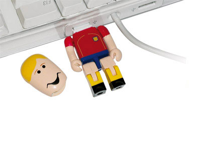 USB People kontakt