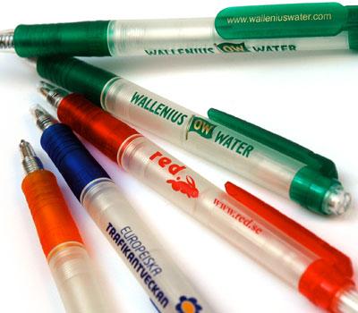 Vegetal Pen tryck