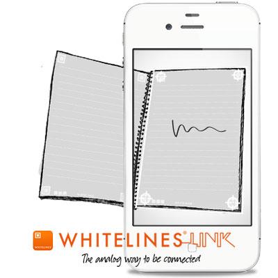 Whitelines Link phone