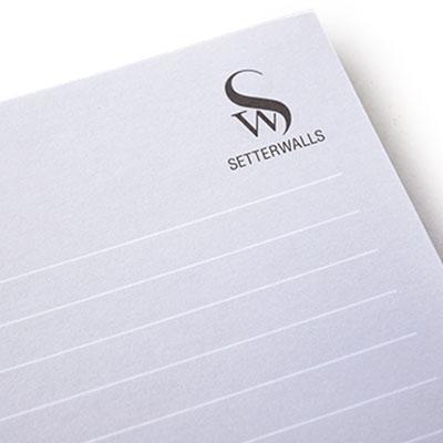 Whitelines Setterwalls