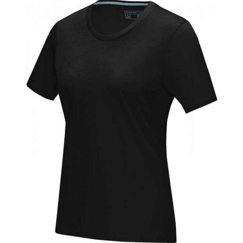azurite ekologisk t shirt dam svart