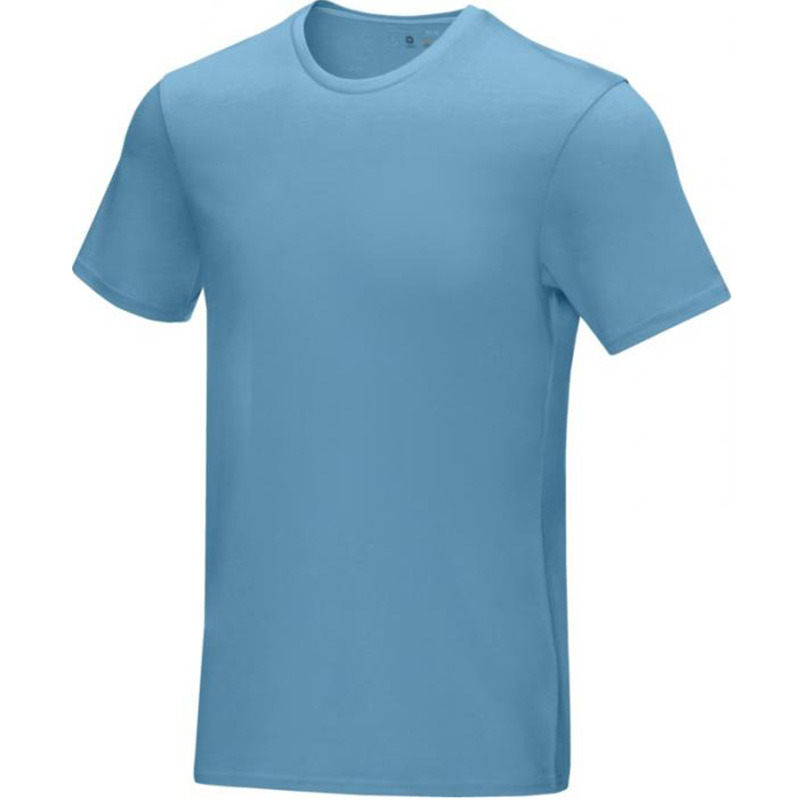 azurite ekologisk t shirt herr ntxbla