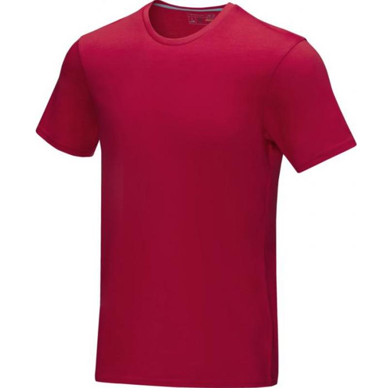 azurite ekologisk t shirt herr rod